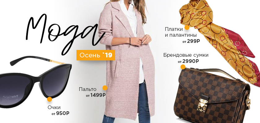 очки, пальто, платки, сумки